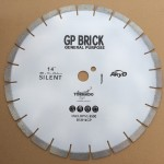 GP Silent Brick Saw Blades