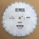 GP Silent Brick Saw Blades